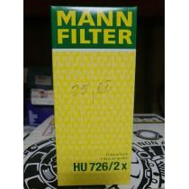 Filtru ulei MANN HU 726/2X