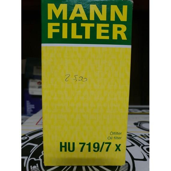 Filtru ulei MANN HU 719/7 x